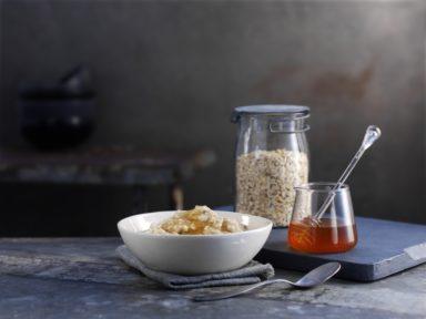 Porridge Banner Image