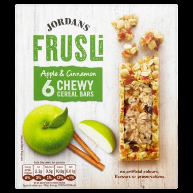 Packshot 10 Frusli apple and cinnamon finals