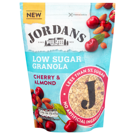 Packshot 21 low sugar cherry and almond finals