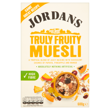 Packshot 33 muesli truly fruity finals