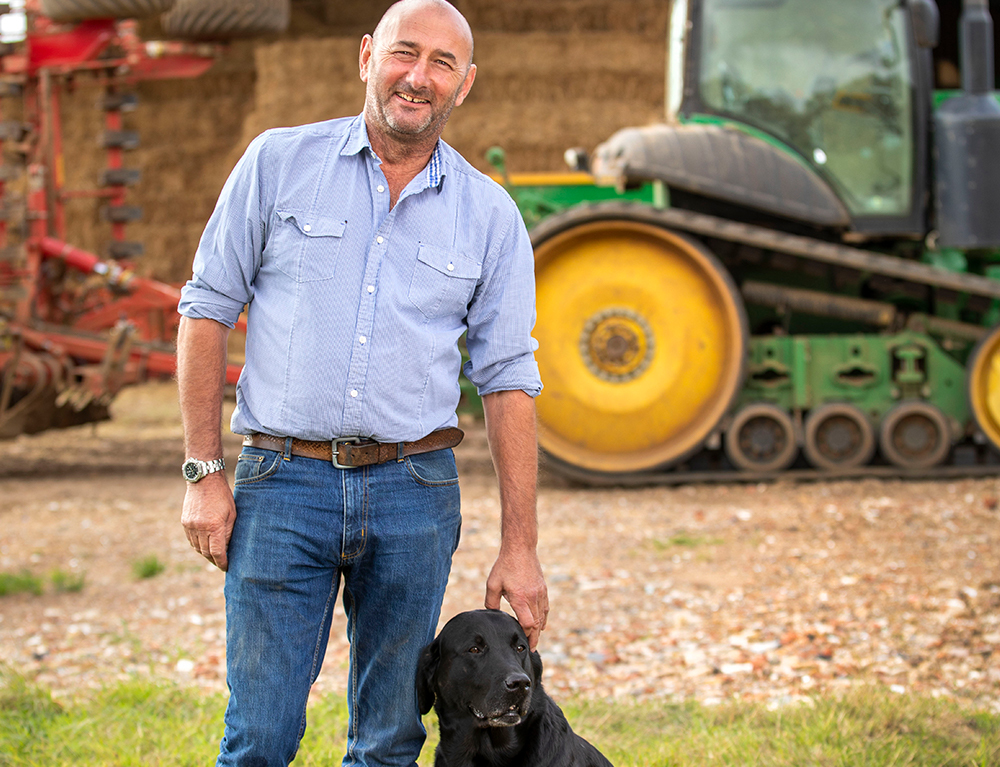 Jordans Farm Partnership deeper stripe block insert image 2 Guy Tucker finals
