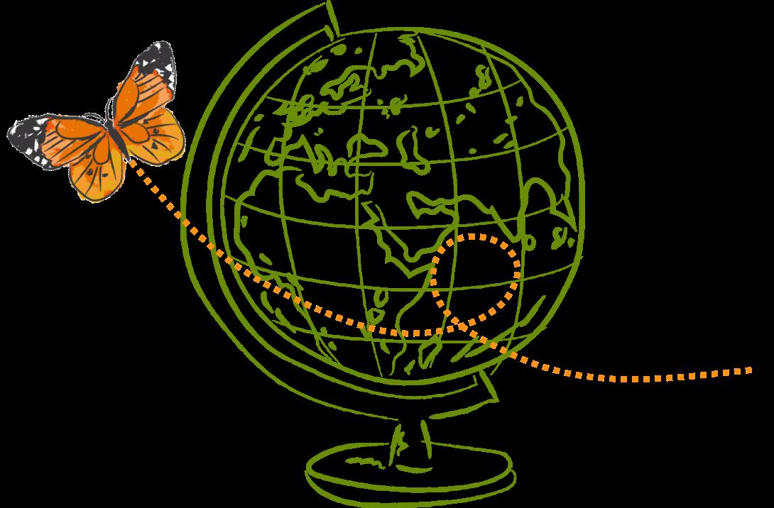 Global projects globe